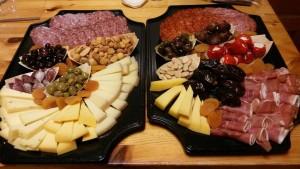 combinatieschotels kaas-vlees-tapas